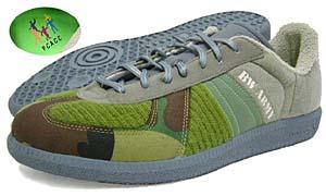 adidas bw army milita/met grey (116003) アディダス BW アーミー 500足限定