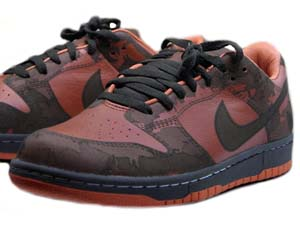 nike dunk low [one piece] (311611-821) ナイキ ダンク ロー 「ワンピース」 (オレンジ)