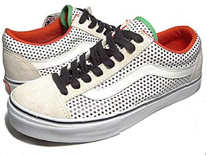 supreme × vans skate old skool [star] シュプリーム × ヴァンズ スケート オールドスクール [星] ホワイト