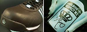 adidas missy cross trainin (116264) アディダス ミッシー クロストレイニング (チョコレート/アイス ブルー)