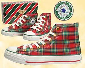 converse allstar hi [christmas] コンバース オールスター ハイ 「クリスマス」