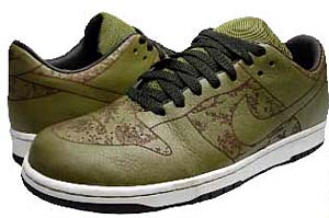 nike dunk low one piece [urban park pack](312424-331) ナイキ ダンク ロー ワンピース 「アーバンパーク パック」