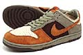 NIKE DUNK LOW NL (NET/DESERT CLAY-CLASSIC OLIVE-BROWN)