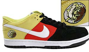 nike dunk low [germany pack](304714-014) ナイキ ダンク ロー 「ドイツ パック」