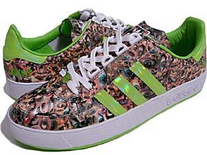 adidas adicolor l m [jim lambie / the hideout] アディダス アディカラーLM 「ジム・ランビー / ザ・ハイドアウト」