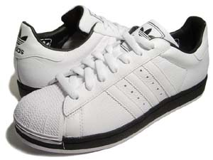 adidas superstar2 (white/black 772272) アディダス スーパースター2 海外限定(白/黒)
