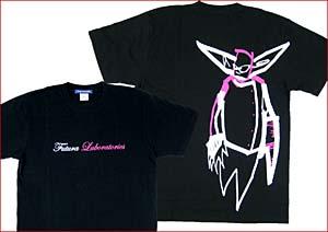 futura laboratories pointman s/s tee フューチュラ ラボラトリーズ ポイントマン S/S Tシャツ