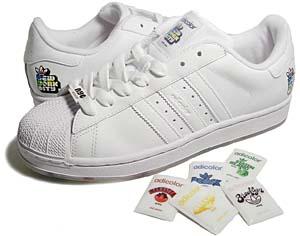 adidas adicolor superstar 2 [nyc white] (562983) アディダス アディカラー スーパースター2 「ニューヨーク 白」