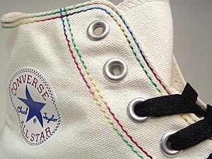 converse all star s [rainbow stitch] コンバース オールスター 「レインボーステッチ」