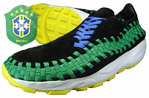nike air footscape woven [brazil] (314162-071) ナイキ エアフットスケープ ウーブン 「ブラジル」