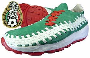 nike air footscape woven [mexico] (314162-311) ナイキ エアフットスケープ ウーブン 「メキシコ」