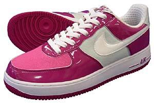 nike wmns air force 1 premium [rave pink] (309439-611) ナイキ エアフォース1 プレミアム 「レイブ ピンク」