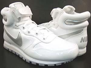 nike snow trainer plus [white/silver] (314316-101) ナイキ スノートレーナー プラス 「ホワイト」