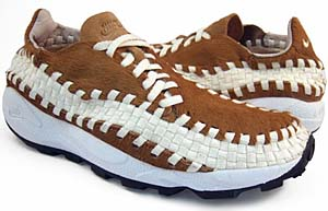 nike air footscape woven [hide out / beechtree] (314210-212) ナイキ エア フットスケープ ウーブン 「ハイドアウト」 (ブラウン)
