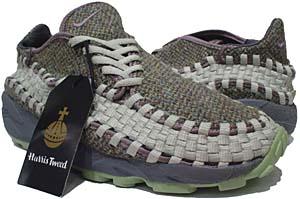 nike air footscape woven [harris tweed] (314188-302) ナイキ エアフットスケープ ウーブン 「ハリス ツイード」