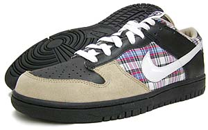 nike dunk low cl [check] (304714-017) ナイキ ダンク ロー CL 「チェック」