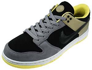 nike air zoom dunkesto [black / sonic yellow] (315207-001) ナイキ エアズーム ダンケスト 「ブラック/イエロー」