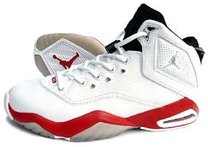 nike jordan b'loyal [white/red] (315317-103) ナイキ ジョーダン ビー・ロイヤル 「ホワイト/レッド」