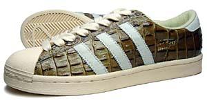 adidas superstar vintage [crocodile] (014305) アディダス スーパースター ビンテージ 「クロコダイル」