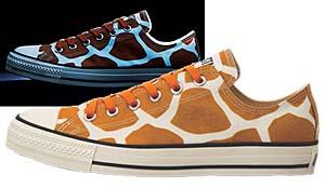 converse all star night-giraffe ox コンバース オールスター ナイトジラフ OX