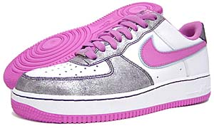 nike wmns air force 1 low 07 [cool rose] (315115-161) ナイキ エアフォース1 ロー 07 「クールローズ」