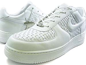 nike air force 1 [lux] (white/white) ナイキ エアフォース1 [LUX] (白/白)