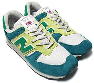 new balance m860 uk [teal green/sand] ニューバランス M860 UK 「グリーン / サンド」