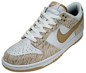 nike wmns dunk low [linen] (309324-221) ナイキ ダンク ロー 「リネン」