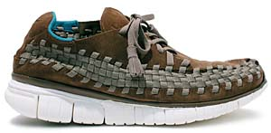 nike wmns free footscape woven  5.0 [olive/gray](315825-331) ナイキ フリー フットスケープ ウーブン 5.0 「オリーブ/グレー」