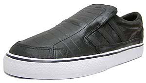 adidas super skate vulcan [black crocodile] (466736) アディダス スーパースケート バルカン 「黒クロコダイル」