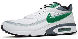 nike air classic bw [white/pine green-flint grey] (316703-131) ナイキ エアクラシック BW 「白/緑」