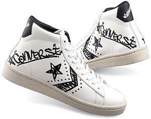 converse pro-leather 76 [laser graffiti hi] コンバース プロレザー76 「レーザーグラフィティ ハイ」