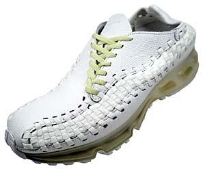 nike air footscape woven 360 [white lizard] (315246-111) ナイキ エアフットスケープ ウーブン 360 「白トカゲ」