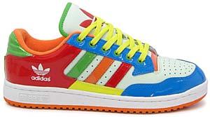 adidas centennial low oddity [multi color] (42720) アディダス センテニアル ロー オディッティ 「マルチカラー」