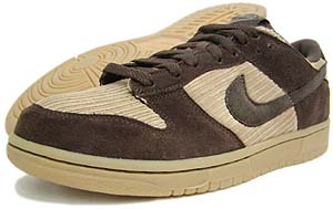 nike dunk low cl [baroque brown corduroy] (304714-227) ナイキ ダンク ロー CL 「バロックブラウン コーデュロイ」