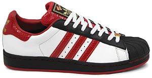adidas superstar 2 science [white/university red-black] (77061) アディダス スーパースター2 サイエンス 「白/黒/赤」