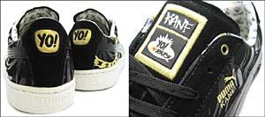 「Yo! MTV Raps」などのロゴをデザイン