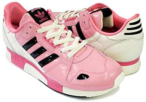 adidas zx800 [pink/black/intpin] (012001) アディダス ZX800 「ピンク」