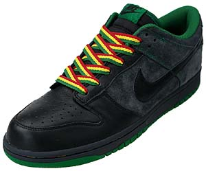 nike dunk low cl [rasta pack/green] (304714-909) ナイキ ダンク ロー CL 「ラスタ・パック/緑」