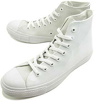 converse all star mono leather hi [white] コンバース オールスター モノレザー ハイ 「ホワイト」