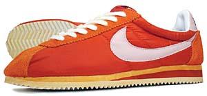 nike vintage running cortez nylon vintage [dark orange] (316588-861) ナイキ ヴィンテージ ランニング コルテッツ ナイロン ヴィンテージ 「ダーク オレンジ」