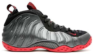nike air formposite one [black/red] (314996-002) ナイキ エアフォームポジット ワン 「黒/赤」