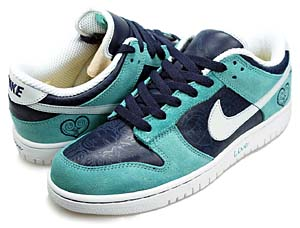 nike wmns dunk low premium db [doernbecher charity pack] (318306-441) ナイキ ダンク ロー 「DOERNBECHER チャリティー・パック」