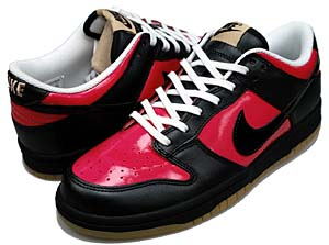 nike wmns dunk low [cherry pack] (309324-602) ナイキ ダンク ロー 「チェリー パック」