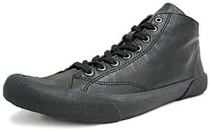 hosu nairobi leather shoes [black] ホス ナイロビ レザーシューズ 「黒」
