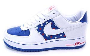 nike wmns airforce1 low [independence day](310179-411) ナイキ エアフォース1 ロー 「アメリカ独立記念日」