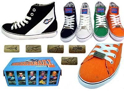 classic thunderbirds sneakers クラシック サンダーバード スニーカー 「世界限定2000足」