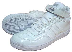 adidas concord mid (679705) アディダス コンコルド ミッド 海外限定 (ホワイトパテント)