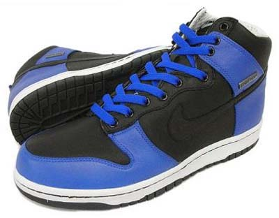 NIKE DUNK HI PREMIUM GORE-TEX [V.ROYAL/BLACK-N.GRAY]