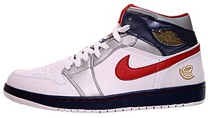nike air jordan 1 [olympic 2008] (136085-161) ナイキ エアジョーダン1 「オリンピック 2008」